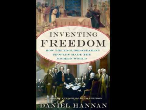 Inventing Freedom by Daniel Hannan Audiobook