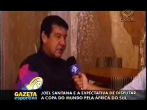 Entrevista - Interview - Joel Santana - Gianvitor Dias / Gazeta Esportiva