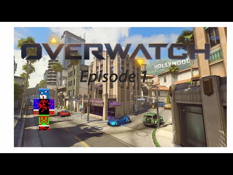 I'm Terrible at This Game Overwatch Episode 1