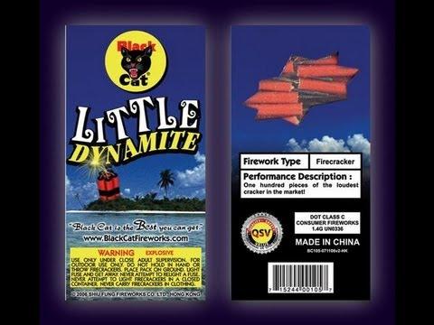 Black Cat Little Dynamite Demo