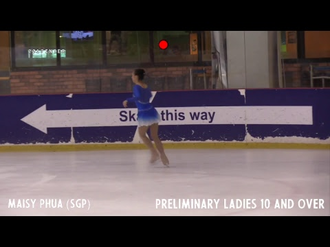 59fd8dc63f Singapore National Figure Skating Championships   Basic Skills Competition  2019 at The Rink   JCube