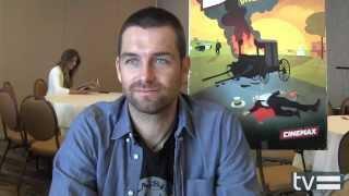 Antony Starr Interview - Banshee Season 3
