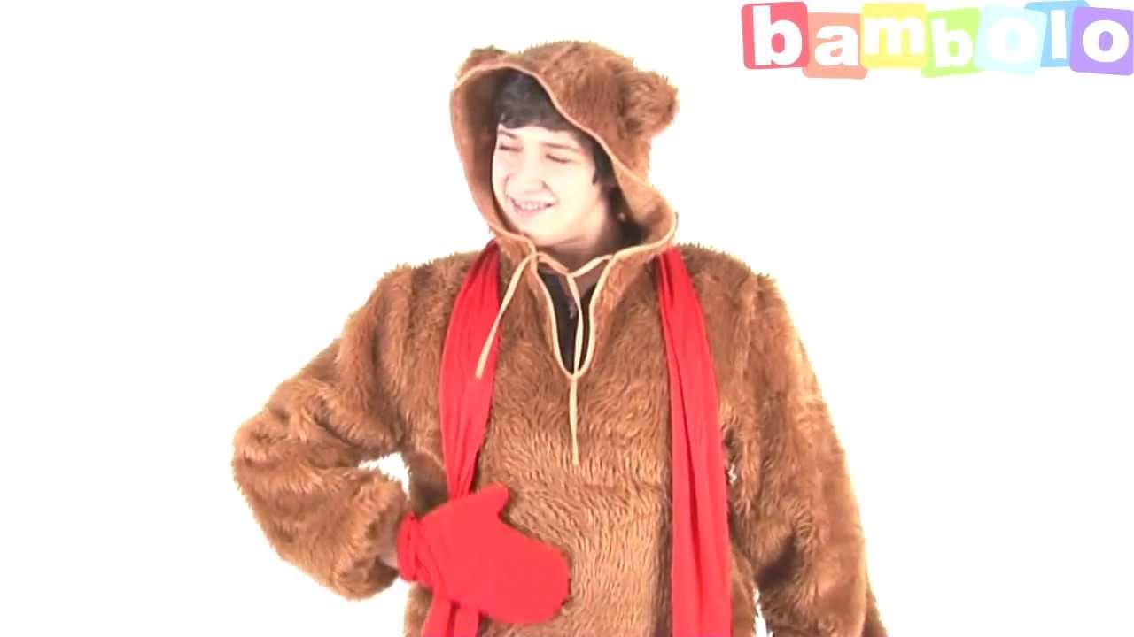 Недорогой прокат костюма медведя в самаре. Взять в аренду детский костюм к новогоднему утреннику или взрослый костюм для карнавальной вечеринки.