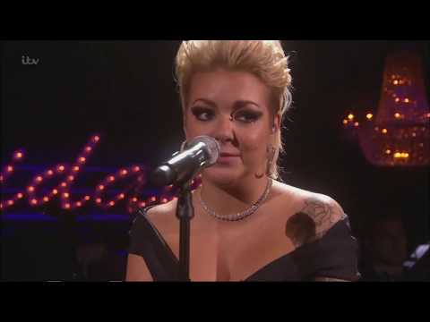 Challenge to not get emotional  Love You  Sheridan Smith Live   Music Stage With Sheridan