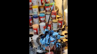 Model Review: Games Workshop Chaos Knights