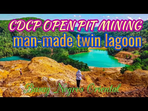Open Pit CDCP Mining In Basay Negros Oriental