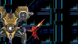 ESWAT: City Under Siege - Mega Drive - Sega Genesis Longplay