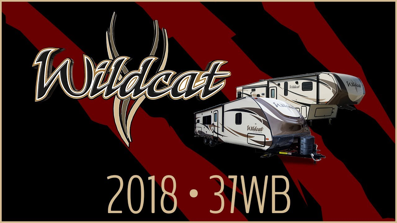 2018 Forest River Wildcat 37WB Fifth Wheel RV For Sale TerryTown RV  Superstore