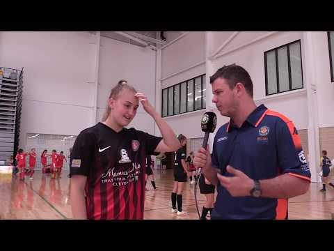 2018 Craig Foster International Cup -  Day 1 East Brisbane Under 16 Girls