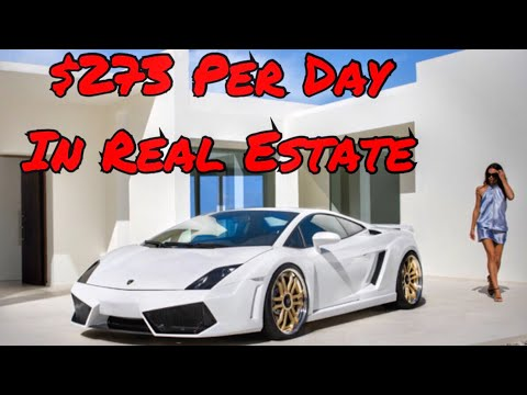 Real Estate is the best Industry on the planet...