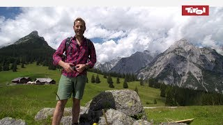 Weather Forecast in the Tyrol mountains | Tips for hiking weather in Tyrol