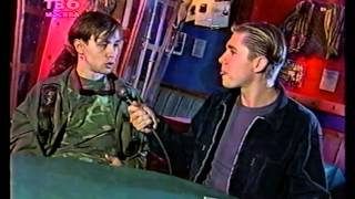 Дельфин - Интервью на ТВ-6, 1997 год