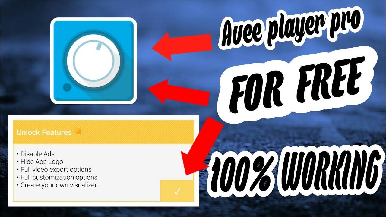 avee player premium latest version