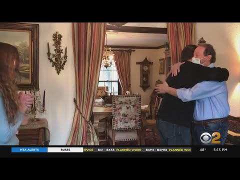 Coronavirus Survivor Stories: LI Man Is Huntington Hospital's First Patient To Recover After Being P