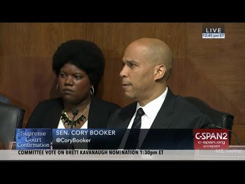 Cory Booker said Kavanaugh supporters are 'complicit in evil.' He regrets that now.