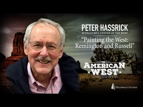 """Painting the West: Remington and Russell"" - Peter Hassrick"
