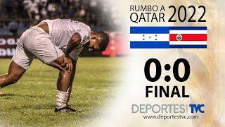 Гондурас  0-0  Коста-Рика видео