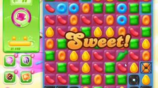 Candy Crush Jelly Saga Level 681 - NO BOOSTERS