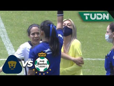 ¡EXPLOTÓ! Ileana Dávila se volcó contra la árbitra tras un pésimo arbitraje | TUDN