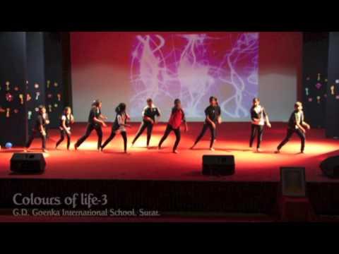 G D Goenka International School, Surat - 3rd Annual Function 2013-14 (Part-3)