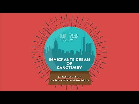 Immigrants Dream of Sanctuary: Ravi Ragbir and Sara Gozalo