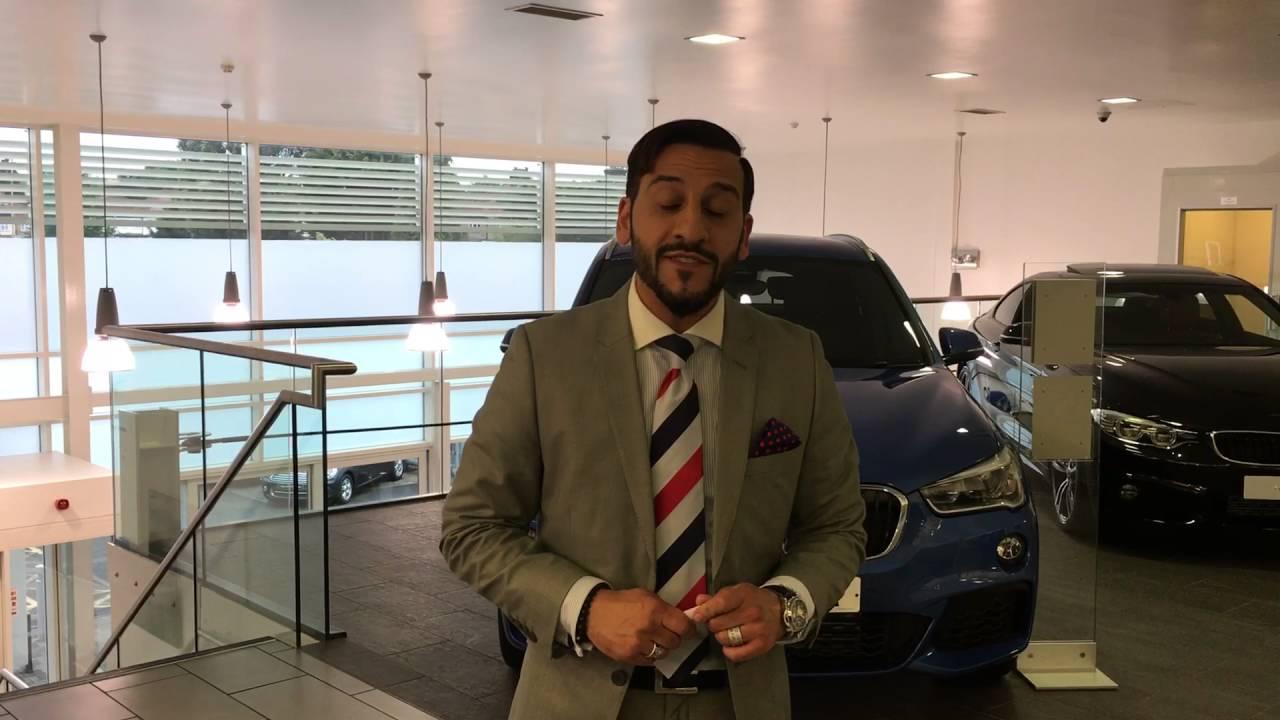 Welcome to Spire BMW Watford Motability  YouTube