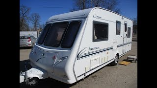 Обзор дома на колёсах,каравана,жилого прицепа,автодома COMPASS 5-6 мест!