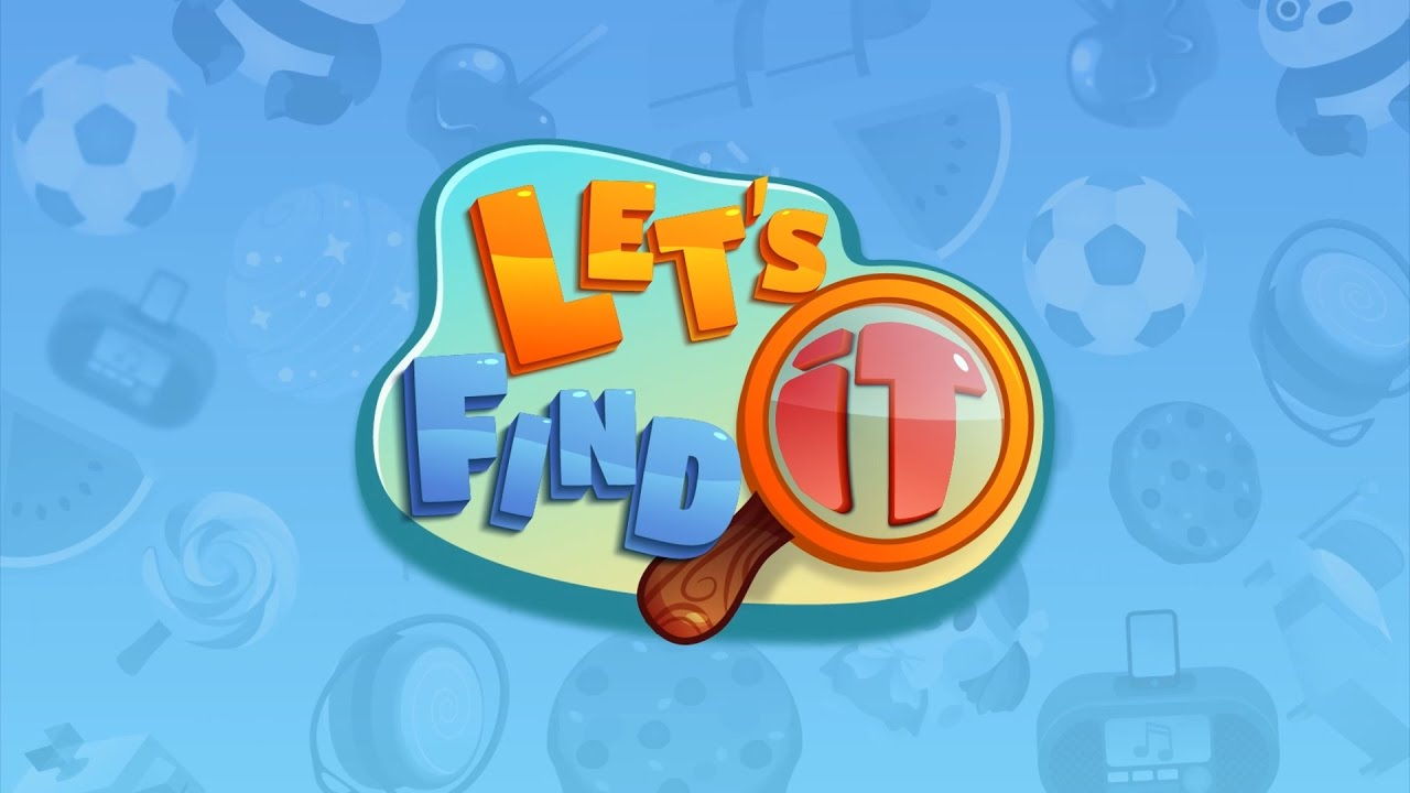 Let's Find It - Hidden Objects Game for Android and iPhone