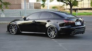 Lexus ISF l  Medusa  l  NOVAKREW  l  VOSSEN VFS1'S