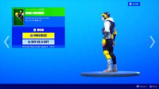 "NEW SKIN ""AGGRESSIVE DRIVER"" IN FORTNITE SEASON 10"