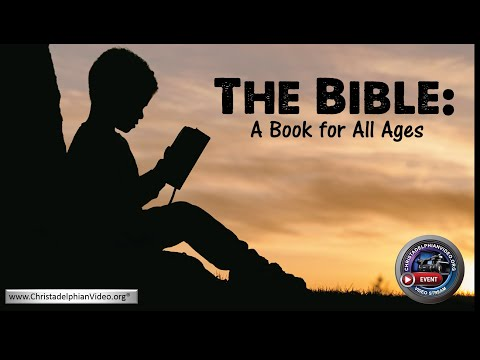 The Bible: A book for all ages