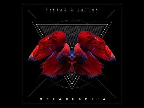 Piezas y Jayder -  Melancholia DISCO COMPLETO 2015