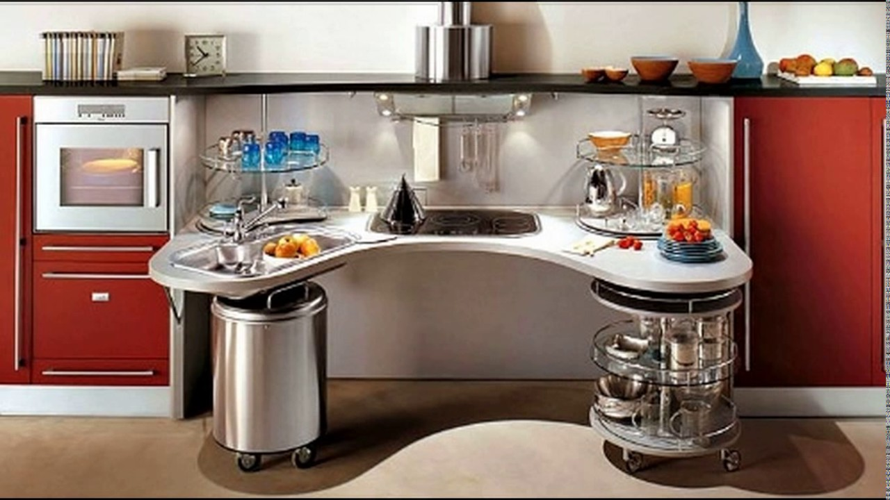 Wheelchair accessible kitchen designs youtube - Accessible kitchen design ...