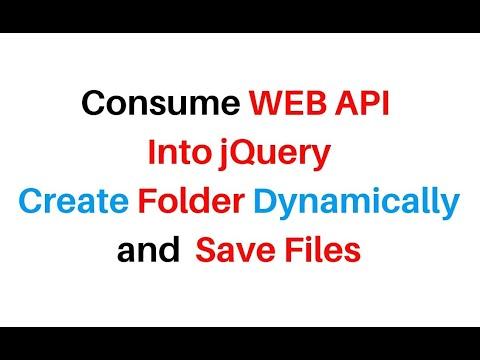 Folder create File Upload in ASP.NET Web API Using jQuery 1.10 ajax thumbnail