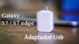 GALAXY S7 / S7 edge: Adaptador OTG (Dicas)