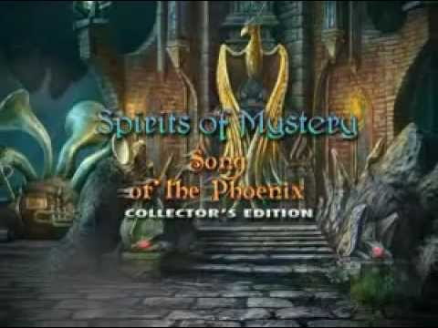 Spirits of Mystery: Song of the Phoenix / Hidden Object Game / Collector's Edition
