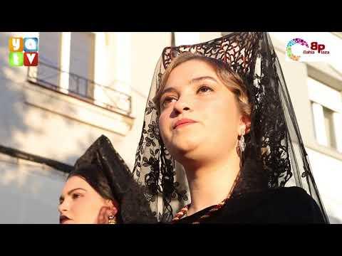 Salida del Medinaceli Semana Santa Algeciras 2019 Martes Santo