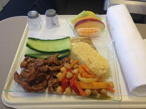 South African Airways - Airbus A340 Business Class Experienc