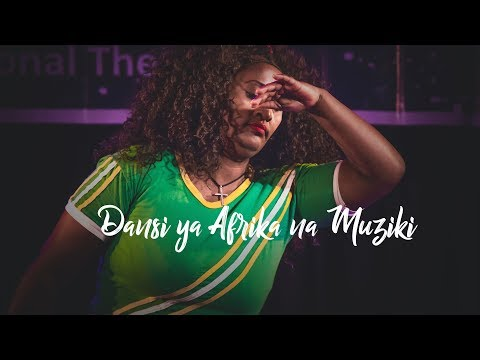 African Dance & Music | Ethiopian National Theatre | India