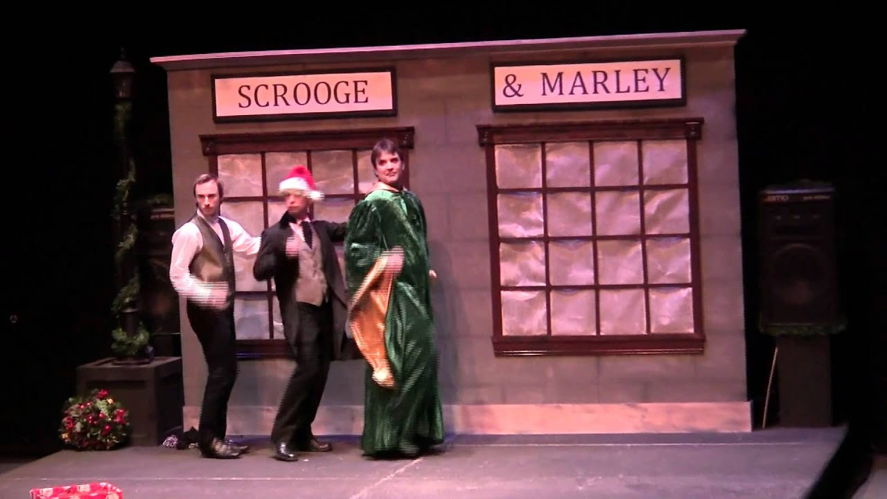 Every Christmas Story Ever Told - Grinch Dance (Threshold Rep ...