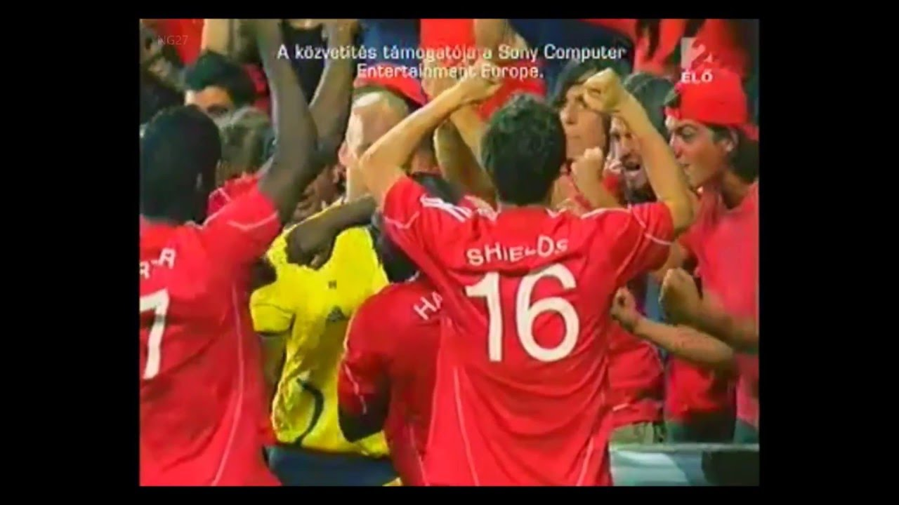 UEFA Champions League 2011 Intervalo - PlayStation