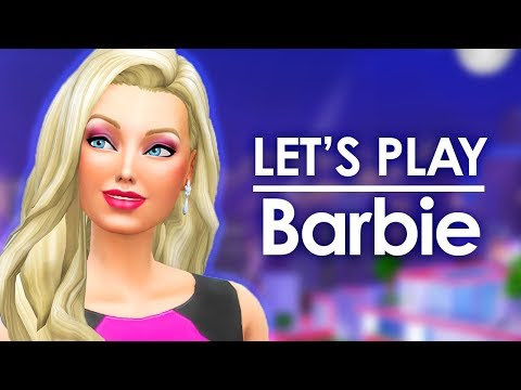 Let's Play The Sims 4 Barbie | YOUR BLESSING | S03E27