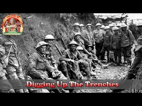 Diggin Up The Trenches  60,000 British soldiers died on the first day in trench warfare