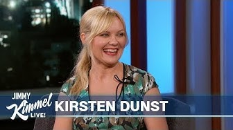 Kirsten Dunst on Walk of Fame Star, Her Son & New Show