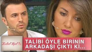 Zuhal Topal'la 199. Bölüm (HD) | Tolga'nın Yeni Talibi Öyle Birinin Arkadaşı Çıktı ki...