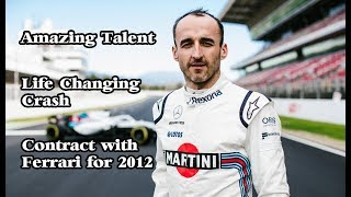 Why Was Robert Kubica So Special?