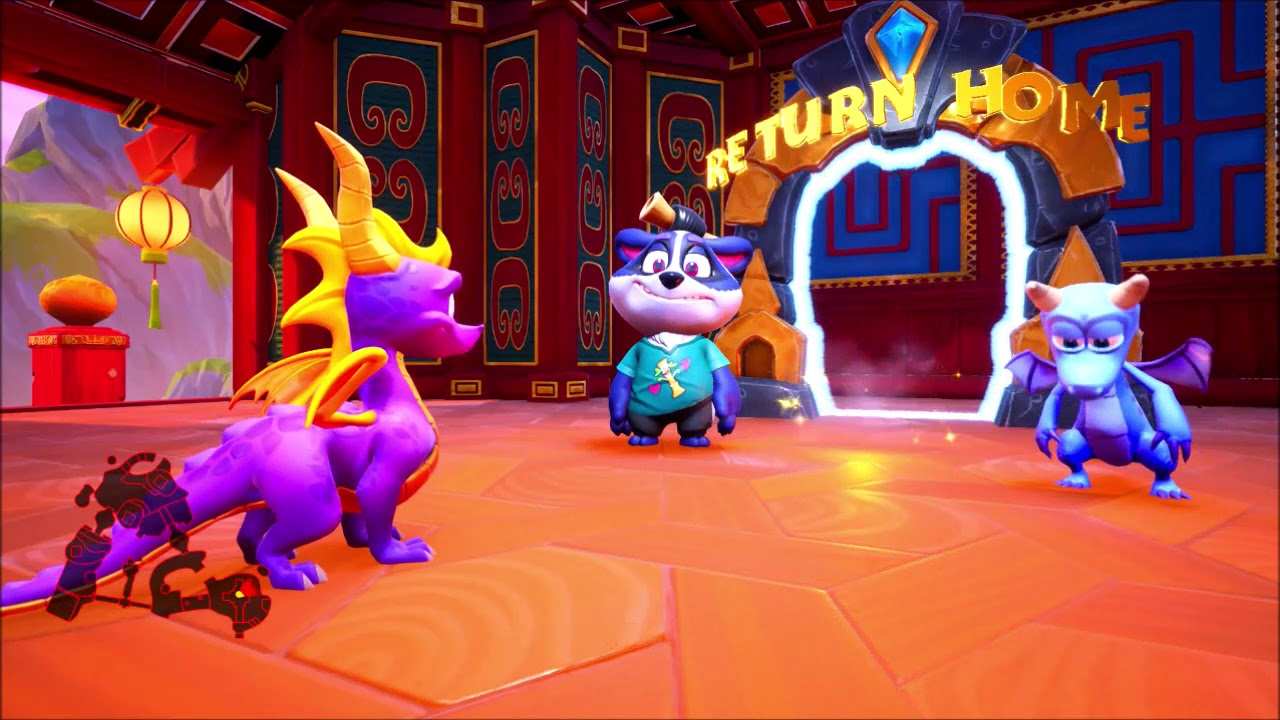 Bamboo Terrace 100 All Gems All Eggs Locations Spyro 3 Reignited Trilogy How To Complete Full