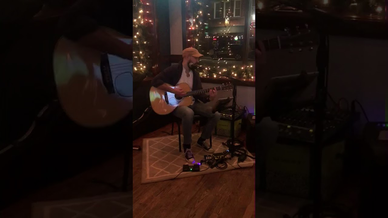 Fine Young Cannibals - She Drives Me Crazy -  (Jimmy Mrozek acoustic cover)