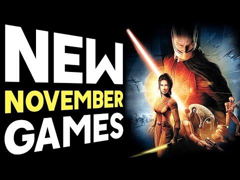 10 BIG Upcoming NEW November Games (New PS4/PS5/SWITCH/PC/XBOX Games 2021) Upcoming New Games 2021 thumbnail