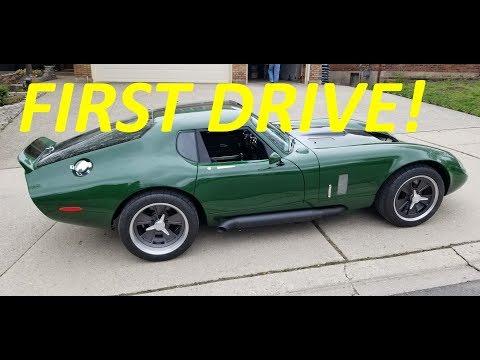 Daytona GT First Run!